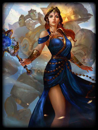 Nữ thần Hôn nhân và Gia đình Hera.