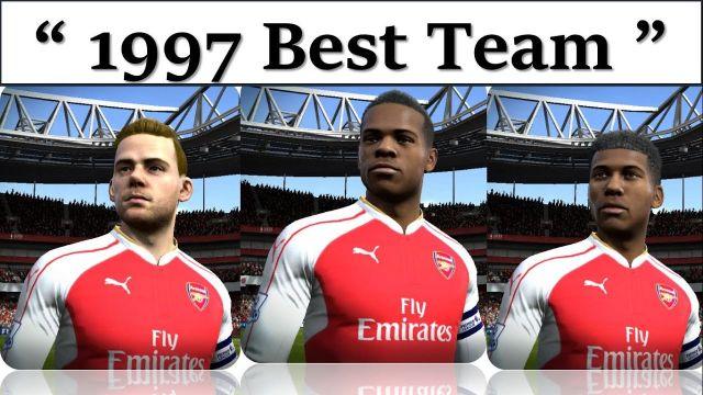 Bạn đã biết đến những cầu thủ trẻ trong fifa online 3 sinh năm 1997 chưa?