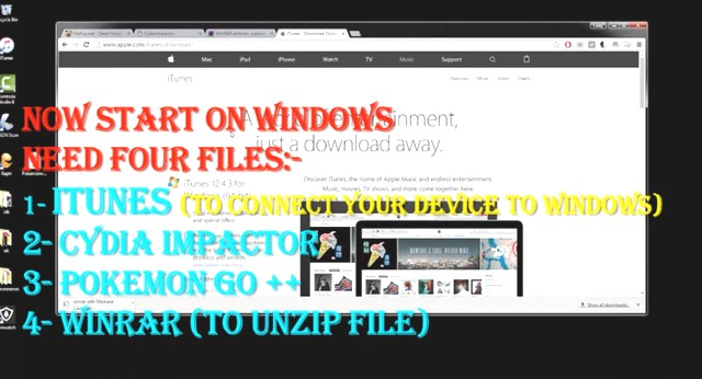 4 files cần có để hack map pokemon cho Window