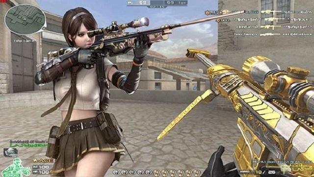 Cách mua full đạn cho súng Sniper